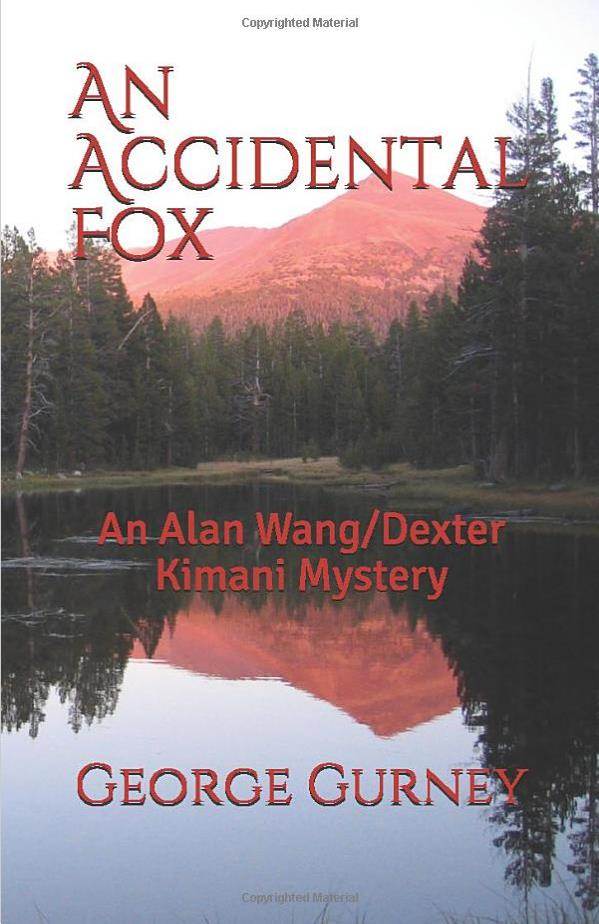 Book Cover: An Accidental Fox